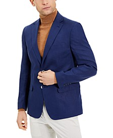 Men's Classic-Fit Ultra-Flex Stretch Solid Sport Coat
