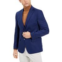 Ralph Lauren Men's Classic-Fit Ultra-Flex Stretch Solid Sport Coat