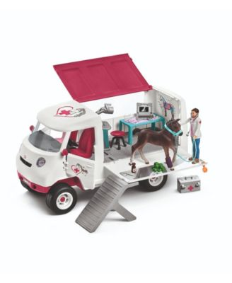 Schleich Horse Club Mobile Vet Kit Toy