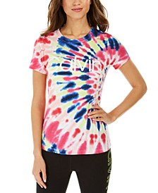 Tie-Dyed Logo T-Shirt