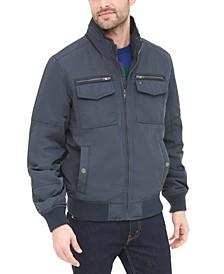 Men's Four-Pocket Filled Performance Bomber Jacket