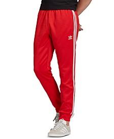 adidas Men's Originals Superstar Track Pants