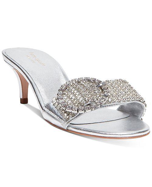 kate spade new york Seville Dress Sandals