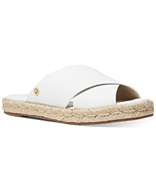 Linden Slide Flat Sandals