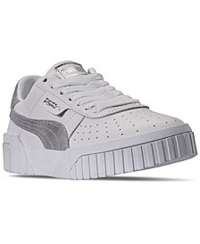 Women's Cali MetFoil Casual Sneakers from Finish Line