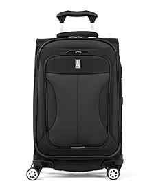 """Walkabout 5 21"""" Softside Carry-On Spinner, Created for Macy's"""
