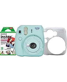 Instax Mini 9 Camera Bundle