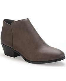 Wileyy Ankle Booties, Created for Macy's