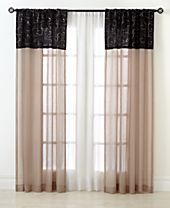 CLOSEOUT! CHF Sheer Westgate Window Treatment Collection