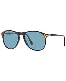 Men's Polarized Sunglasses, PO6649SM