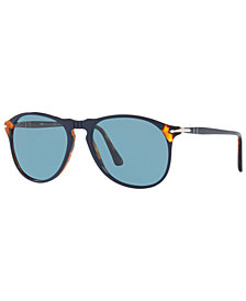 Persol Men's Polarized Sunglasses, PO6649SM