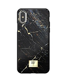Black Marble Case for iPhone X