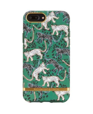 Green Leopard Case for iPhone XS MAX