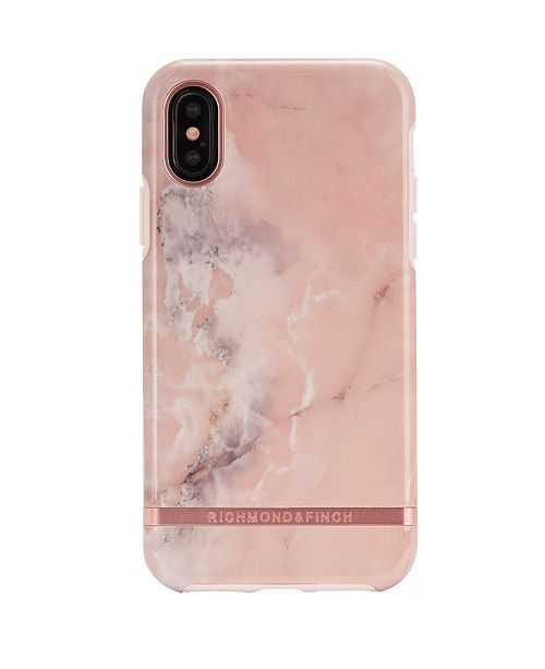 Richmond&Finch Pink Marble case for iPhone XS MAX