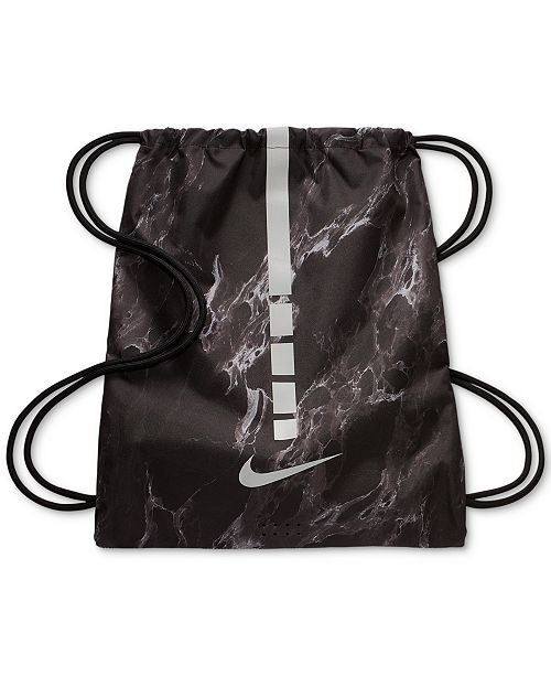 Nike Men's Elite Printed Gym Sack