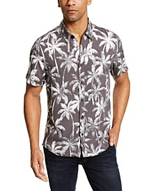 Men's Rogan Venice Palms Printed Shirt
