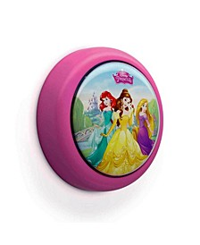Disney Princess Battery Powered LED Push Touch Nightlight