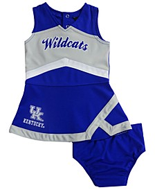 Baby Kentucky Wildcats Cheer Captain Dress