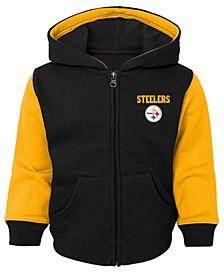 Baby Pittsburgh Steelers Stadium Full-Zip Hoodie