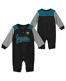 Baby Jacksonville Jaguars Scrimmage Coverall