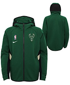 Big Boys Milwaukee Bucks Showtime Hooded Jacket
