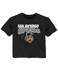 Baby San Antonio Spurs Basic Logo T-Shirt