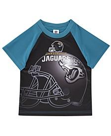 Toddlers Jacksonville Jaguars Poly Helmet T-Shirt