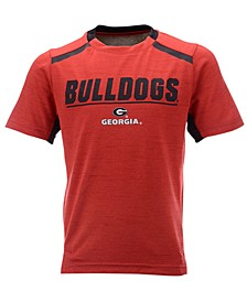 Little Boys Georgia Bulldogs Static Performance T-Shirt