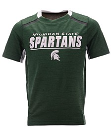 Little Boys Michigan State Spartans Static Performance T-Shirt