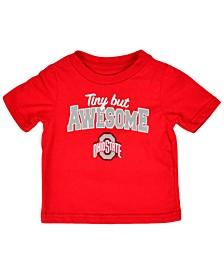Baby Ohio State Buckeyes Tiny But Awesome T-Shirt