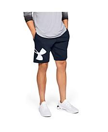 """Men's Rival Fleece Logo 10"""" Shorts"""