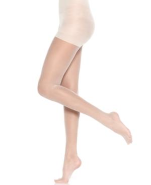 4c3010c6ec68f Hanes Women'S Silk Reflections Control Top Sandalfoot Silky Sheers 717 In  Pearl- Nude 01