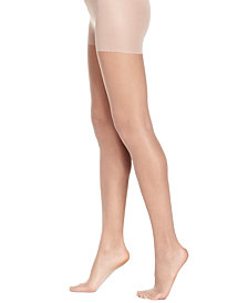 HUE® Women's  Control Top Silky Sheer Tights Hosiery