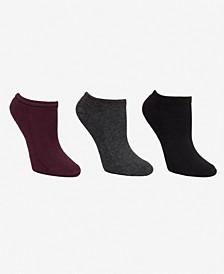 Sport Women's 3-Pk. Half-Cushion Low-Cut Socks