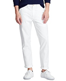 Men's Big & Tall Stretch Straight Fit Chino