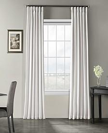 Vintage Textured Curtain Panel