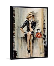 """'Vogue' Framed Canvas Wall Art, 30"""" x 40"""""""