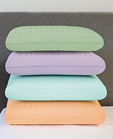 Infused Memory Foam Wellness Pillow Collection