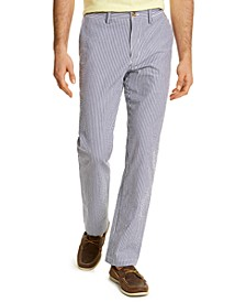 Men's Seersucker Pants, Created for Macy's