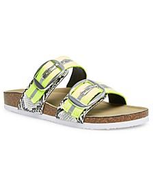 Bambam Footbed Sandals