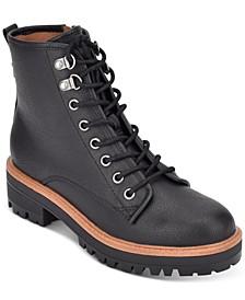 Imara Combat Boots