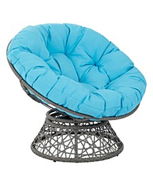 Papasan Accent Chair