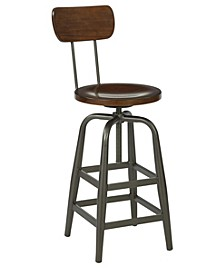 Sullivan Swivel Bar Stool