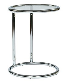 Yield Glass Side Table