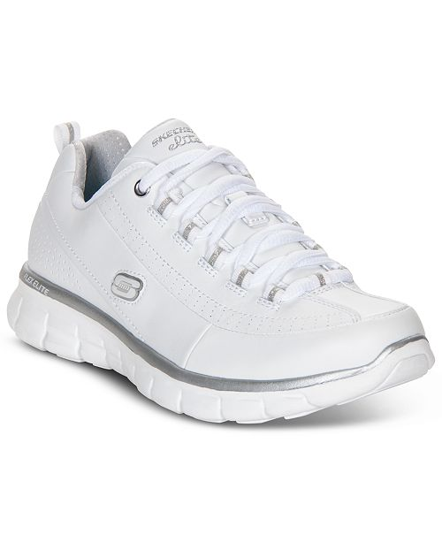 0b84274629e1 Skechers Women s Elite Status Casual Sneakers from Finish Line ...