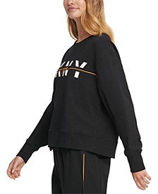Logo-Graphic Sweatshirt