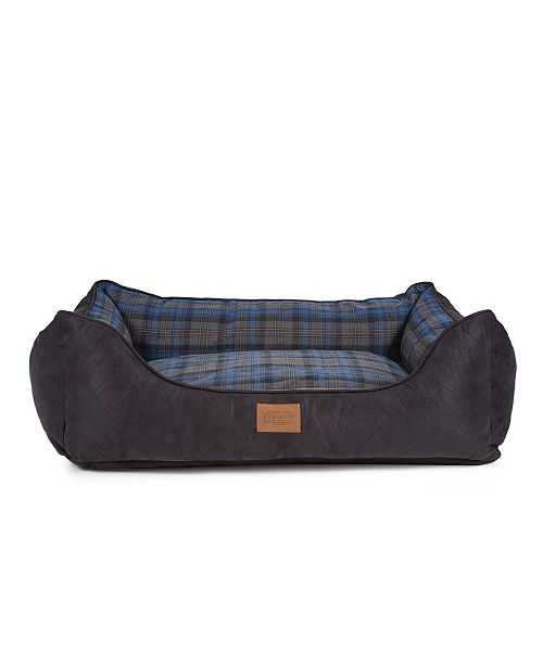 Pendleton Crescent Lake Plaid Kuddler Bed