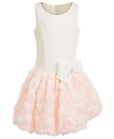 Big Girls Shimmer Bubble Dress
