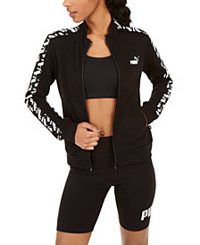 Puma Amplified Logo Track Jacket