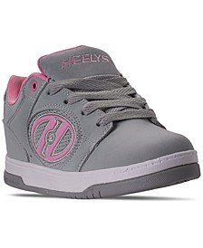 Girls Voyager Wheeled Skate Casual Sneakers from Finish Line